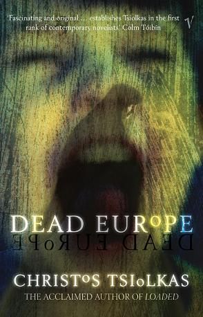 DEAD EUROPE COVER.indd
