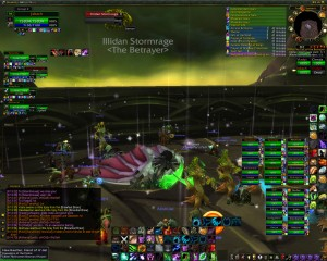 Illidan Stormrage - downed November 10, 2008